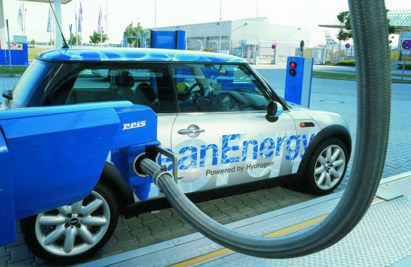 hydrogen fuel cars