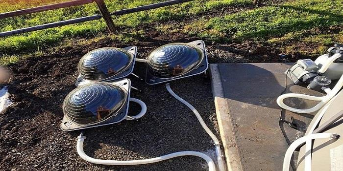 GAME-4714 SolarPro Contour Solar Pool Heater