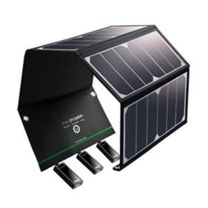 RAVPower 24W solar panel