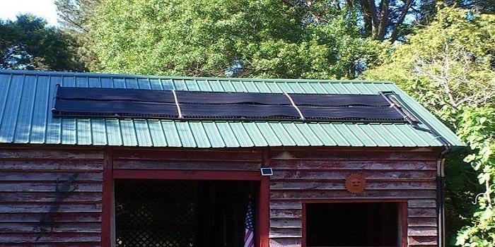 SunQuest 2-2`x 20` Solar Pool Panel