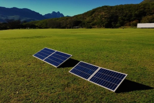 best solar panels for camping and hiking