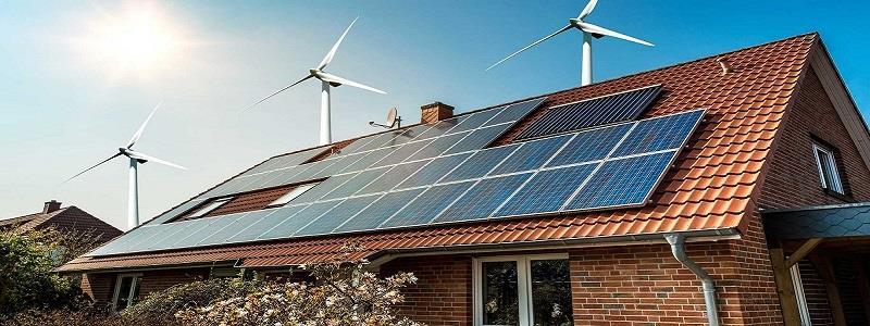 Hybrid wind solar power