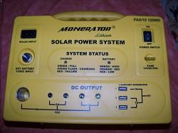 Monerator Gusto 10 Portable Generator