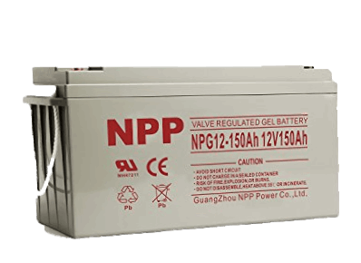 NPP 12V 150 Amp NPG12Gel