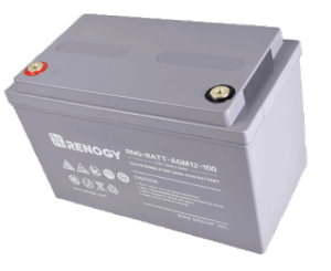 Renogy Deep Cycle Solar Battery