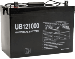 Universal Lead Acid Battery