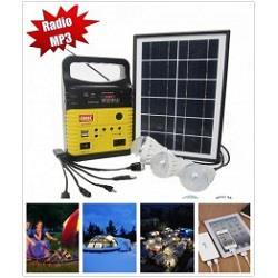 Wegner Solar Generator Portable kit