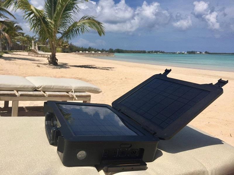 Solar Powered Generators