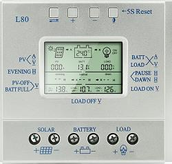y-solar charge controller
