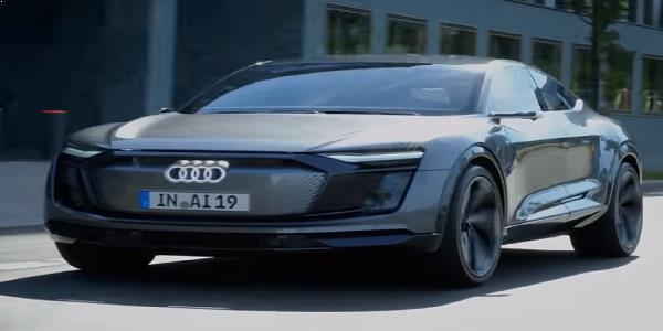 Audi Elaine Electric Car