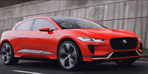 Jaguar I-Pace Electric-Car