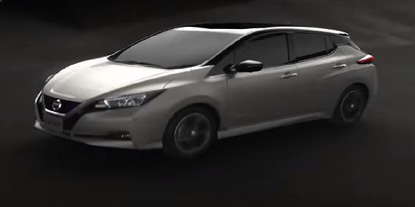 Nissan Leaf 2018 Electric car