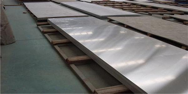 polished metals